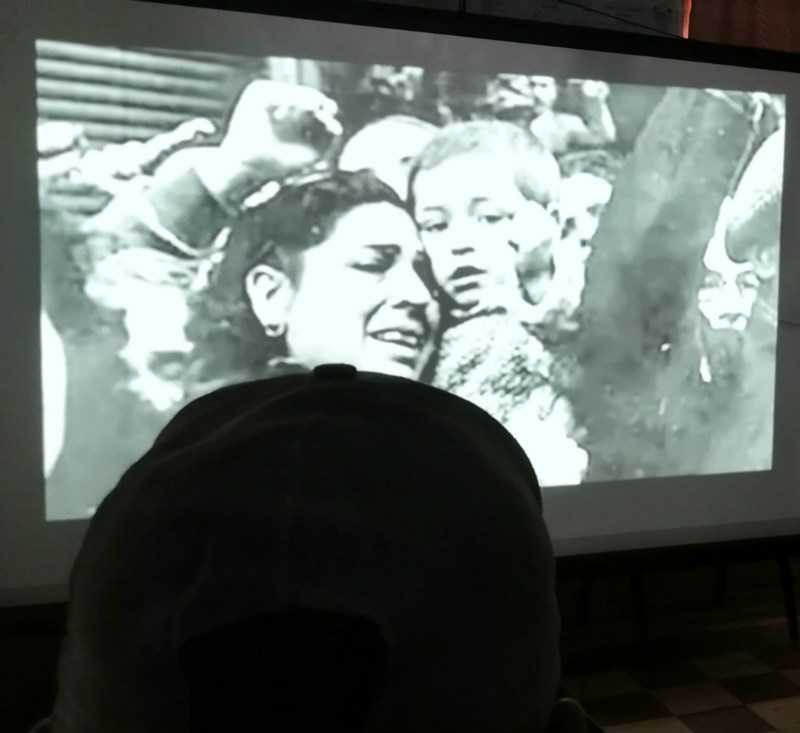 Documental exhibido